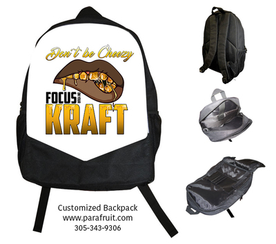 FOCUS ON CRAFT BACKPACK