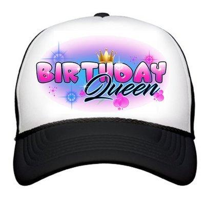 Hat BirthDay Name
