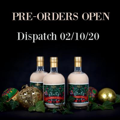Christmas Liqueur 50cl 00014