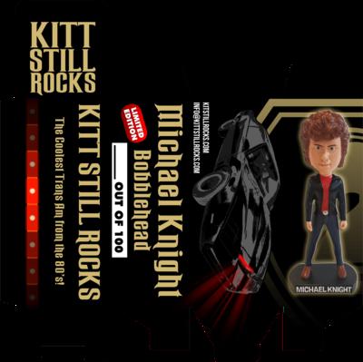 Knight Rider – Michael Knight – Bobblehead