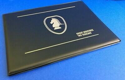 Knight Rider Insurance/Registration Wallet