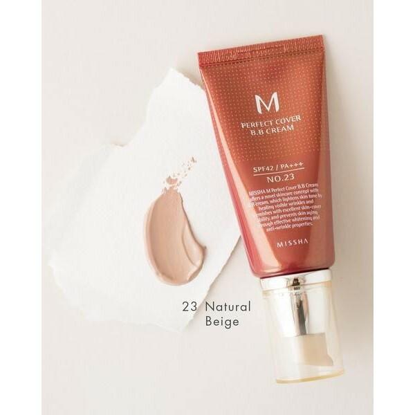 [Korea] Missha bb cream #23  50ml