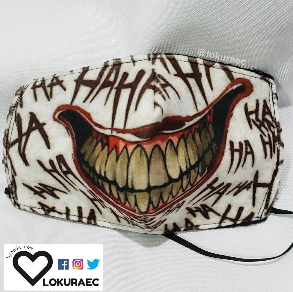 Tapabocas Joker JaJa