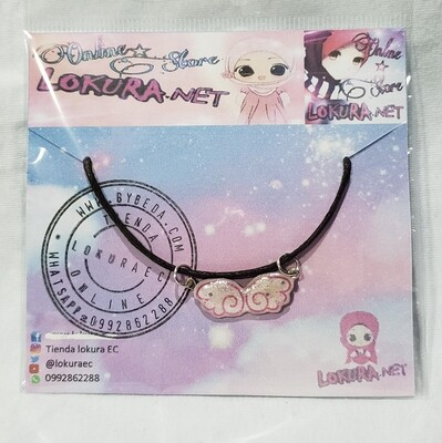 Collar Gargantilla Alas Sakura Shine