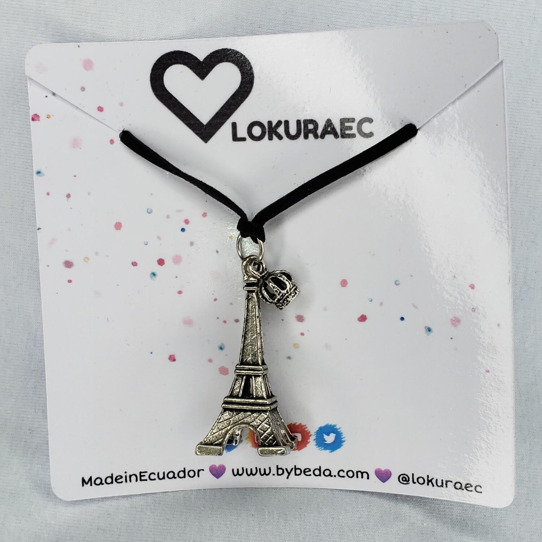 Collar Torre Eiffel