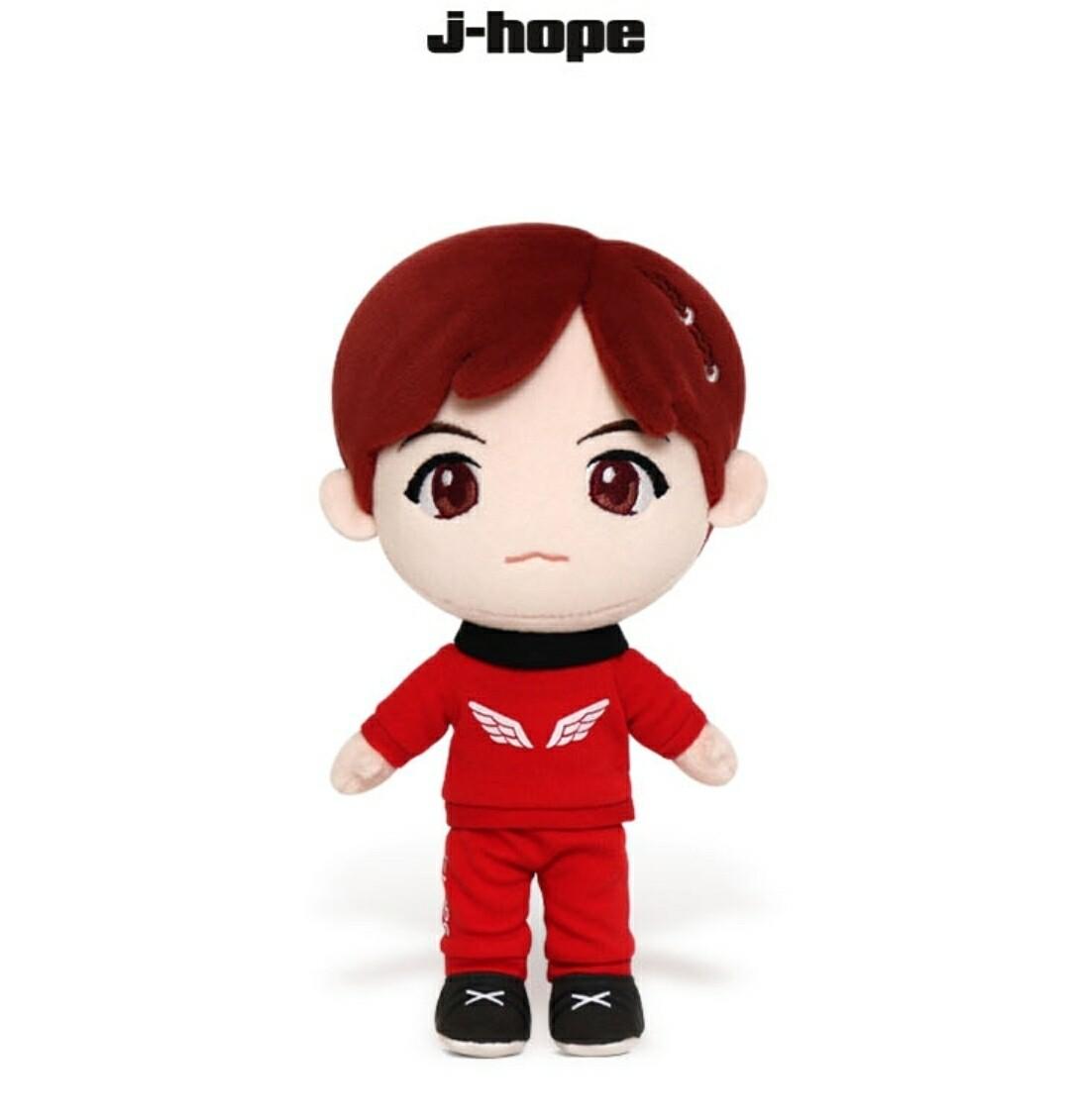 [Bajo Pedido] BTS J-HOPE Tiny Tan