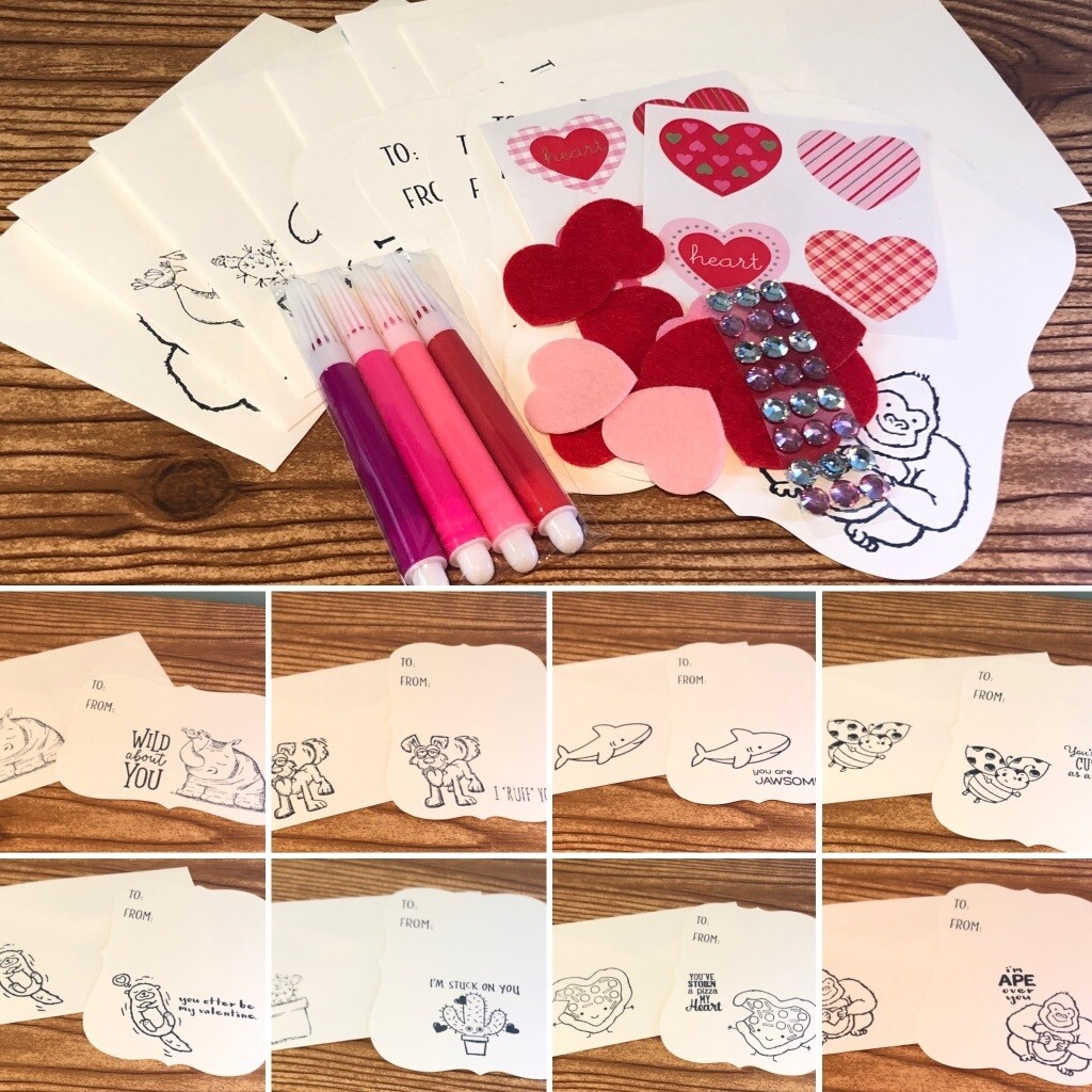 Valentine Craft Kit