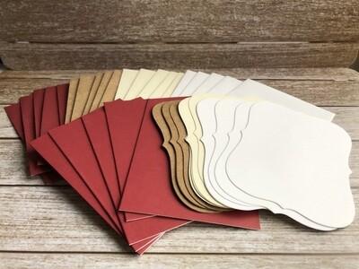 Card & Envelope Pack