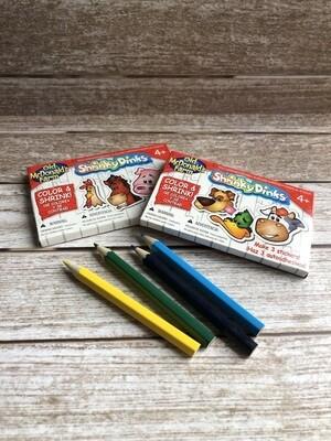 Shrinky Dinks Sticker Kit