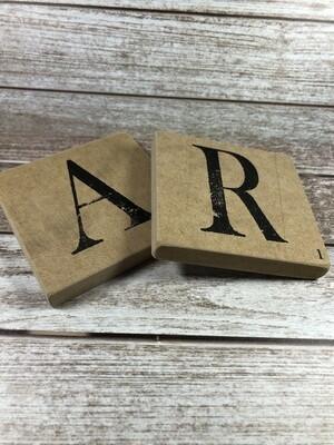 Lettered Tiles (Custom Order)