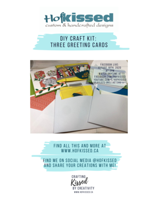 Card Kit - Aug18