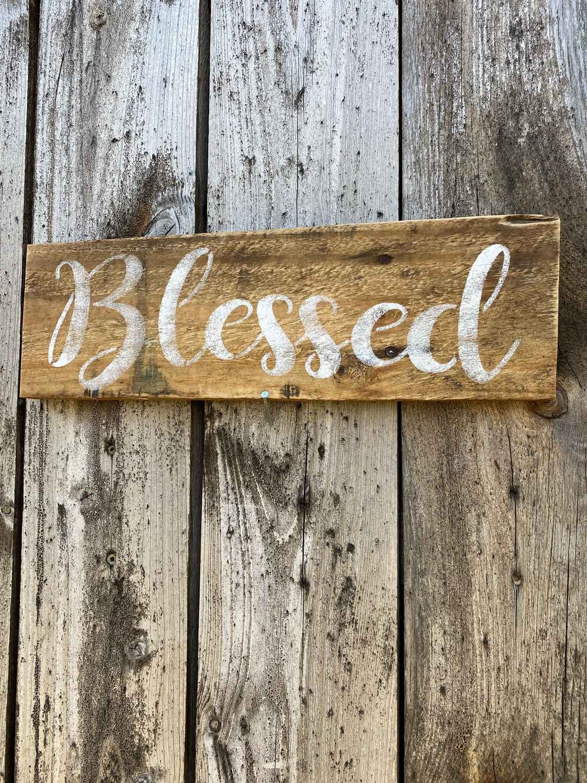 Blessed, Light Wood