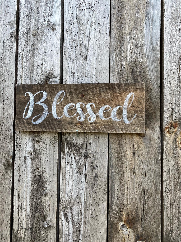 Blessed, Dark Wood