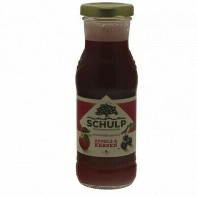 Schulp sap appels en kersen 0,2L
