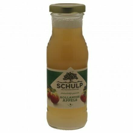 Schulp sap Hollandse appels 0,2L