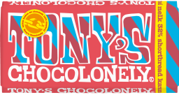 Tony's Chocolonely Exclusive Melk Shortbread Karamel