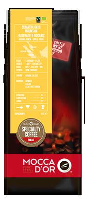 Sumatra Gayo Mountain Fairtrade & Organic 500 gr