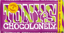 Tony's Chocolonely Exclusive Coffee Crunch
