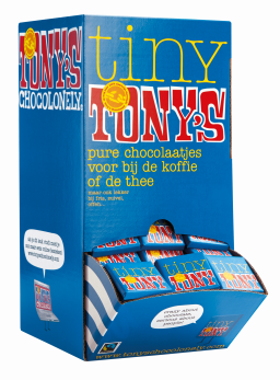 Tony's Chocolonely Tiny's puur