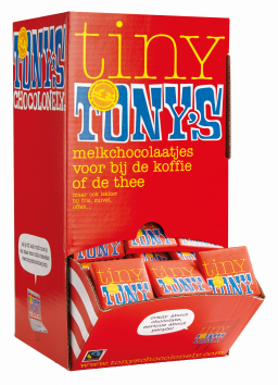 Tony's Chocolonely Tiny's Melk