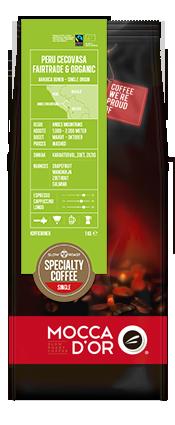 Peru Cecovasa Fairtrade & Organic 1 kilo
