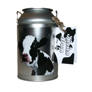 Melkbus (spaarpot) koeiendrop