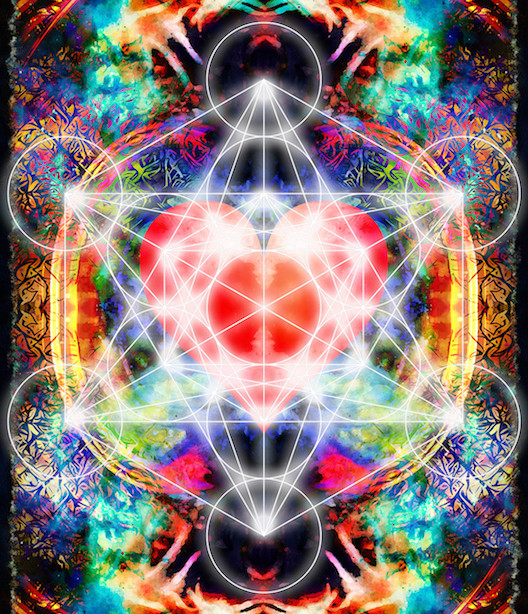 Heart Chakra - The Threefold Flame of Christed Heart Workshop