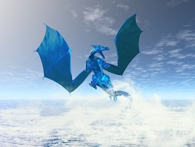 Water Dragons Transmission - Balancing Your Water Element Within