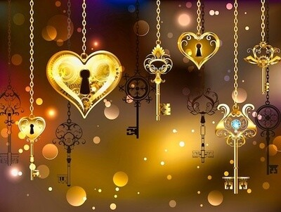 12 Keys Of Abundance Transmission