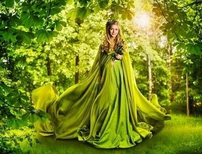 Fairy Queens Mabon Abundance Healing Workshop