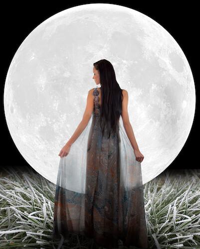 Returning to Soul Essence, Goddess Selene & Whale Consciousness