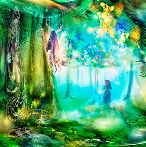 Opening the Galactic Faery Portals Workshop