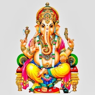 Removing Obstacles with Lord Ganesh, Full Moon Lunar Eclipse Workshop