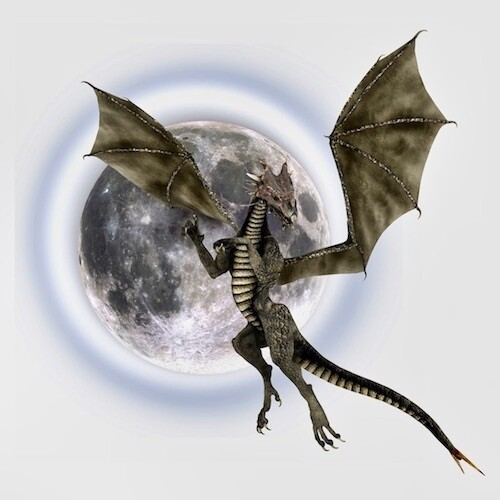 Lunar Dragons Self Nurturing Workshop