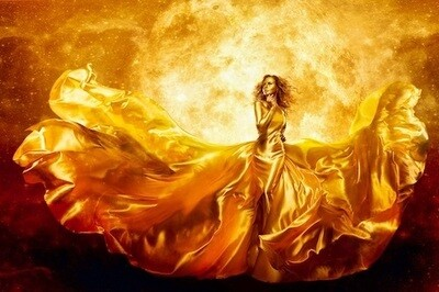 Receiving Abundance Workshop - Goddess Abundantia & Wealth Angels