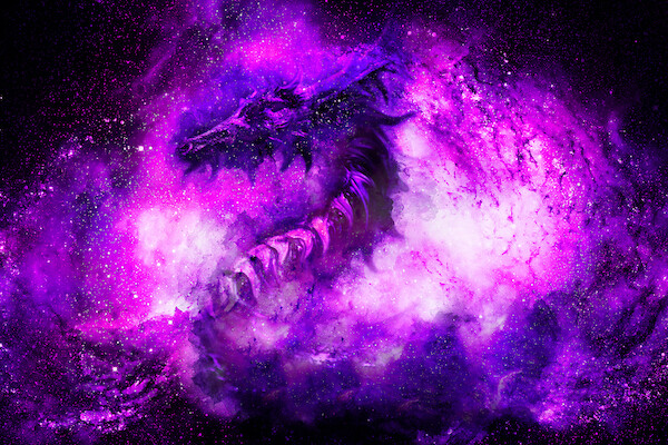 Saint Germain and The Violet Flame Dragons Full Moon Workshop