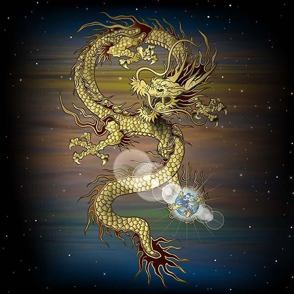 Mabon Inner Earth Dragon Workshop