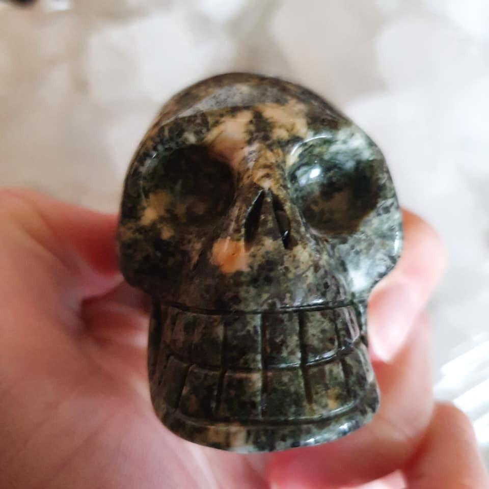 Preseli Crystal Skull