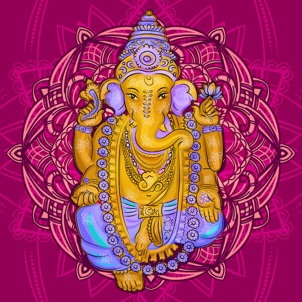 Manifesting Abundance in the New Earth with Lord Ganesh
