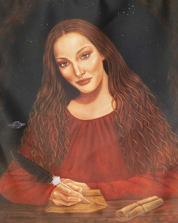 Mary Magdalene Healing : Sins of the Fallen Women Matrix