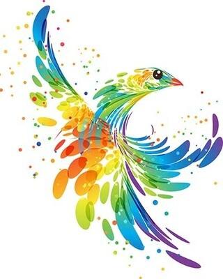 Rainbow Phoenix Rebirth Virtual Retreat