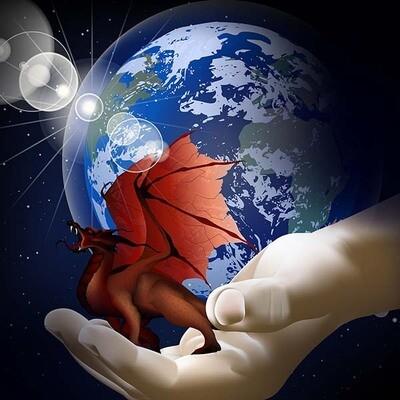 New Earth Dragon: Earth Healing SOS - 2nd Transmission