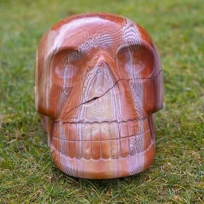 Healing Your Health Miasms : Lunarity Crystal Skull Healing