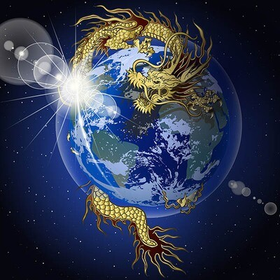 New Earth Dragons : Abundance Codes Transmission
