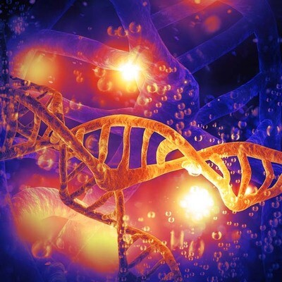 Pleiadian DNA Helix Healing New Moon