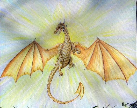 Golden Dragon of Scheihallion Meditation