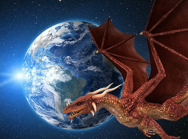 Dragon Transmission - Preparing You Physically for the Earth Changes