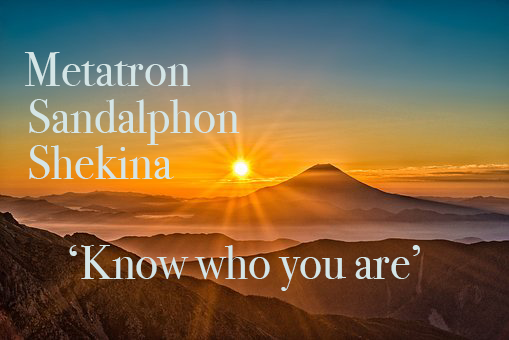 Know who you are - Meditation with the Archangels