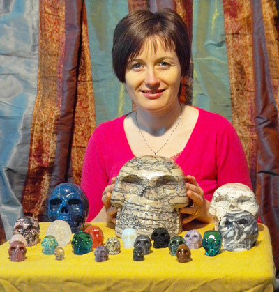 Crystal Skull Healing Workshop