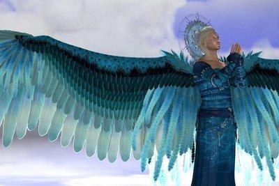 Harnessing Change - Archangels Michael & Raziel Meditation